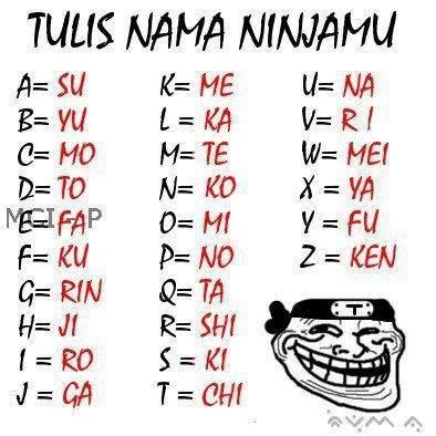 kira2 nama ninjamu apa ??... :D jangan lupa WOW nya ea.. :)