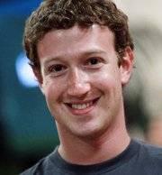 Mark Zuckerberg (http://www.facebook.com/profile.php?id=4) yup. founder facebook ini adalah orang yang pertama mendaftar di situs jejaring fenomenal ini dengan nomor id 4.