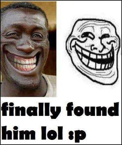 Terungkap !! Misteri Meme Troll ganbar di atas Sangat Mirip dengan yg di Sebelahnya =P