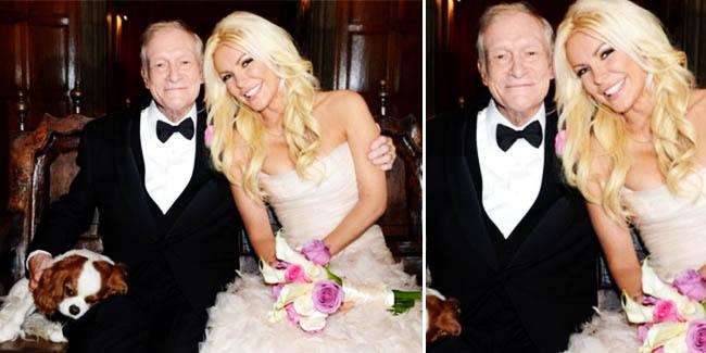 WOW!!! Playboy Berusia 86 Tahun Nikahi Gadis 26 Tahun Pada tahun pertengahan tahun 2011, Hugh Hefner mengeluarkan berita mengejutkan, dia berencana menikah dengan Crystal Harris, seorang model cantik berusia 26 tahun. Usia mereka yang terpaut 6
