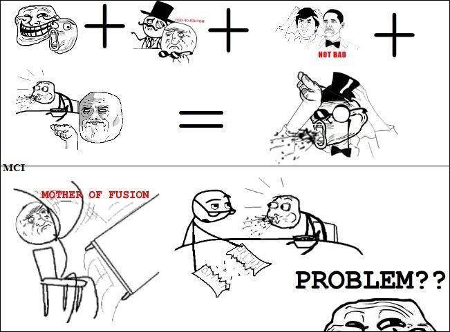 Fusion of meme comic indonesia