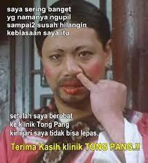 KLINIK TONG FANG....