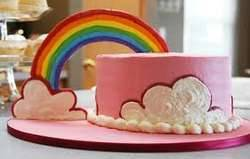rainbow cakes super cetar paling badai level ulala... :D kalian mau...WOWnya dlu ya!!!... =))