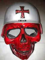 Army Skull Cross Helm ini terbuat dari bahan fiber yang kuat dan aman serta nyaman digunakan. Terdiri dari model Tengkorak dengan motif cross Army. Visit My Blogs :) http://gameadfly.blogspot.com/ http://razor-claws.blogspot.com/