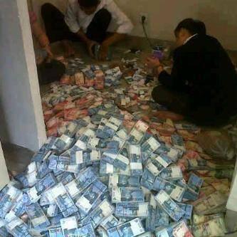 nie duit palsu atau asli yah