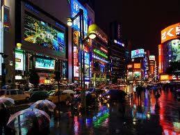 WOW tokyo malam hari sangat cantik yaaa coba bayangkan kalian ada di sana yaaa