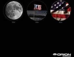 ternyata bendera Amerika di bulan Made in Cina yaa
