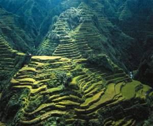 Banaue Rice Terraces di Filipina yang terlupakan tetapi tetap indah ...