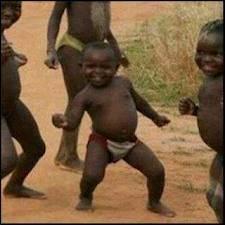 gan ini photo DANCE ANAK AFRIKA KLIK WOW KALOK LUCU YA Gan hahaha