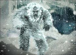 Misteri Penampakan Yeti/Bigfoot/Sasquatch