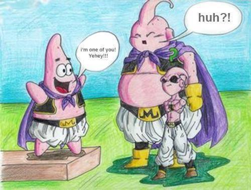 Yeeee... Patrick sudah menemukan saudaranya . Klik WOW !!
