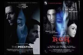 WOW!!! Cover film Indonesia yang hampir sama dengan film luar negeri!!! WOW nyaaa yahhh~