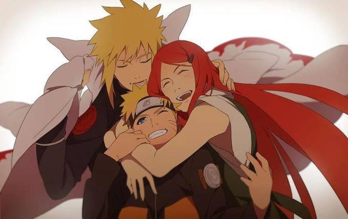 Keluarga Minato & Kushina Uzumaki akhirnya BERSATU.. :D Tolong dong WOW nya... Thanks..