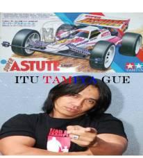 Tamiya Astute. LOL. Inget bilang WOW yaa...