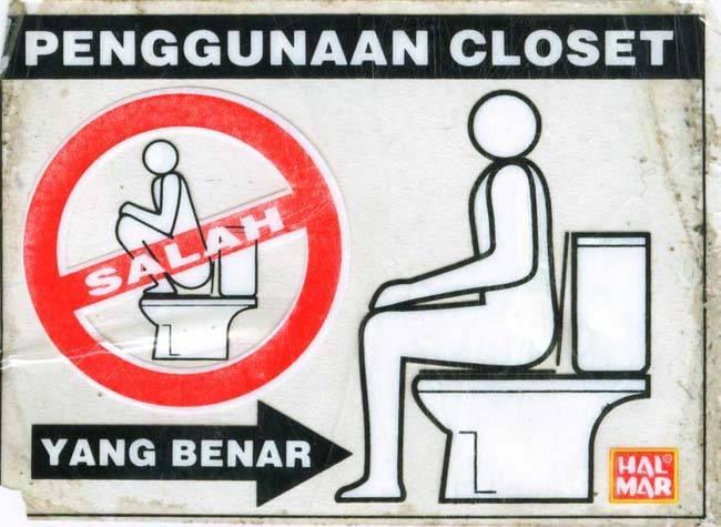5 Kebiasaan Aneh Yang Sering Dilakukan di Toilet Unic29.com - Ayo apa yang sering kamu lakukan jika ada di dalam toilet ? Ternyata selain buang air banyak orang melakukan hal hal aneh di dalam toilet apa kamu salah satu orang yang melakukan ha