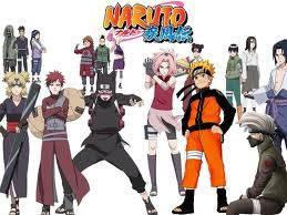 Naruto Shippuden . yg suka harus bilang wOw