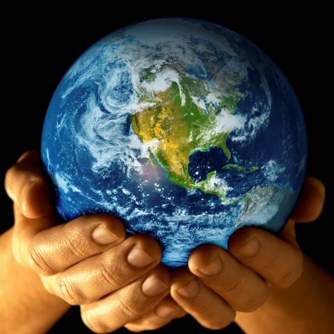 Mari kita jaga bumi,dari pemanasan global..... bilang wow...