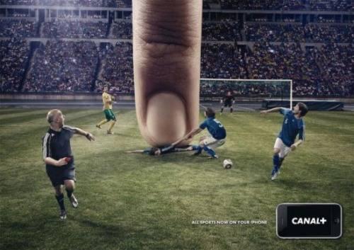 WOW Berikut ini gambar Poster iklan paling kreatif dan nyeleneh, barangkali kamu bisa dapet inspiraso dari iklan-iklan ini...