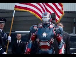 ini adalah tampilan iron man terbaru 2013