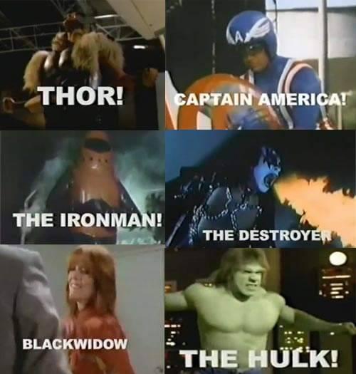 Kalian tahu film Avengers yang satu ini? WOW-nya ya