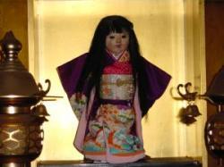 Misteri Boneka Okiku Dari Jepang, Boneka Setan yang Rambutnya Terus Tumbuh
