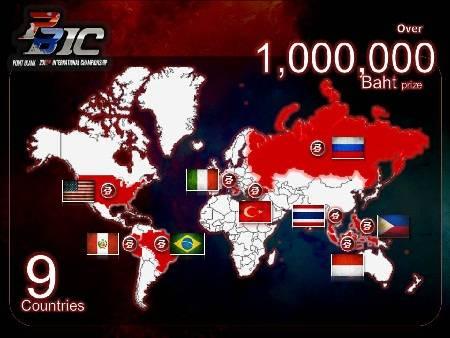 Tahukan kalian para Pulsker?? Gamers Indonesia Jago lho...Dari 9 negara di dunia...Indonesia Menjadi Tuan rumah Sekaligus juara PointBlank International Competition.....WOW