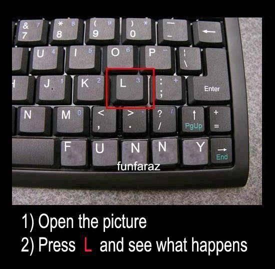 Terkuak!!! Rahasia Magic huruf L , Silakan buktikan sendiri !! 1. Perhatikan Gambar ini & Klik Suka 2. Ketik L pada Komentar, dan 3. Lihat apa yang terjadi