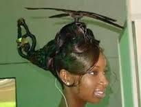 Hahahaha Model Rambut Mirip Helicopter Yang Suka Jangan Lupa WOW Nya Ya!