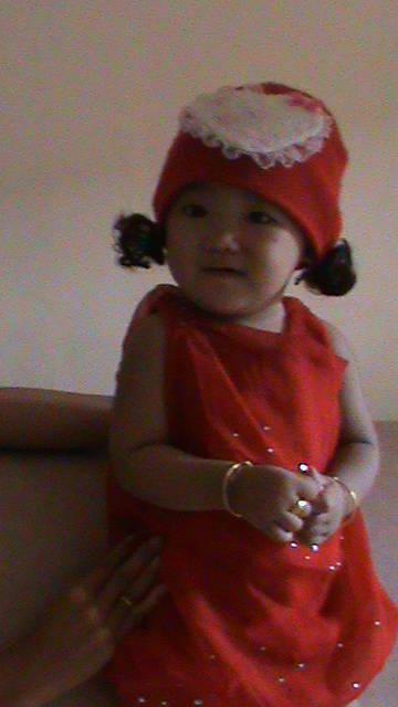 my cute baby