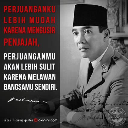 WoWnya donk untuk Presiden Indonesia Yang Pertama ini