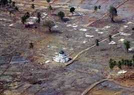 salah satu mukzizat allah adalah ketika tsunami aceh seluruh rumah rata dengan tanah kecuali masjid aceh yg ber ada di tengah tengah