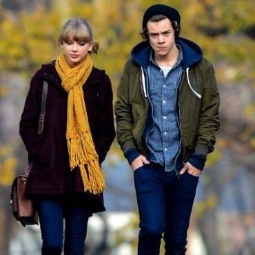 Kedekatan Taylor Swift & Harry Styles 1D WOW!