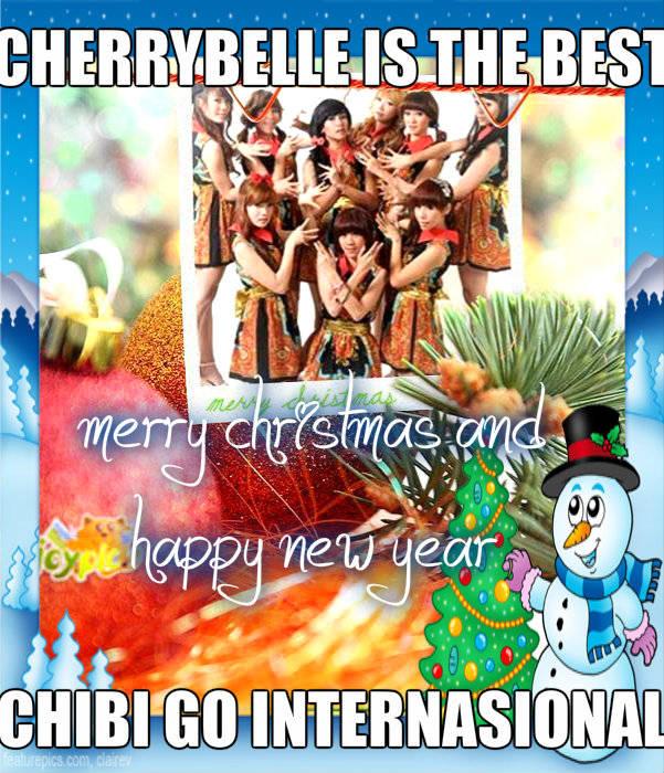hey twibiboys seberapa banyak sih yg suka sama cherrybelle klo suka harus bilang wow klo suka banget bagikan yach hehe :)