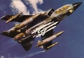 Pesawat Tornado Yang Memiliki Kecepatan Yang Huebat