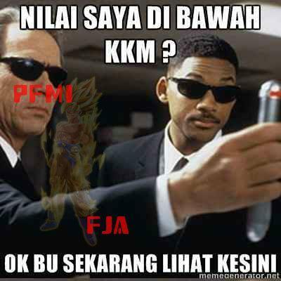 Seandainya saja... source : Poker Face Meme Indonesia