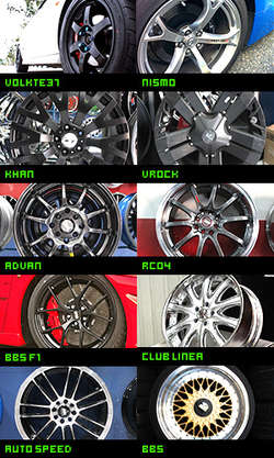 Kumpulan Velg mobil keren yang sedang digandrungi pecinta otomotif saat ini. Velg mana yg jadi favoritmu?