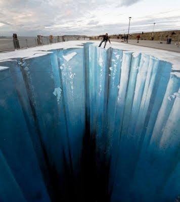 Lukisan Virtual 3D yang Menakjubkan di Dunia