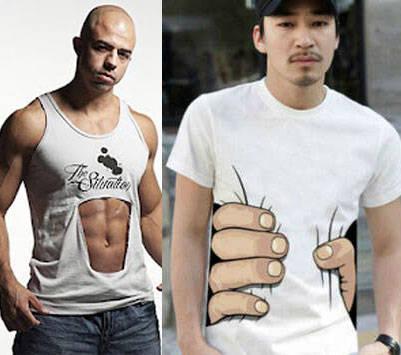 Wow Kaos Unik 3d Kereeen Banget Nih Untuk Kamu Kamu Yg Suka