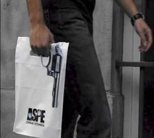 Pistol model baru!!