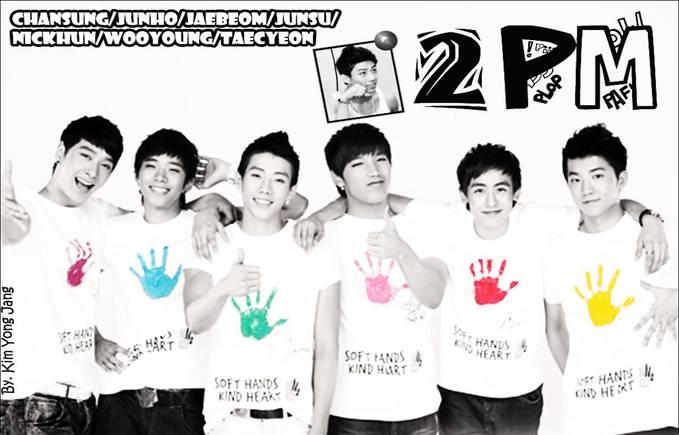 2 PM!! Artis Korea yang kereeen banget!