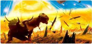 ini sebuah misteri kepunahan dinosaurus