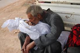 inilah korban dari konflik suriah... jika hati anda tersentuh melihat gambar ini klik wow... insya allah anda masuk surga.... :(kasihan)