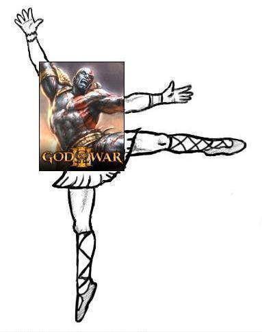 God Of Ballet