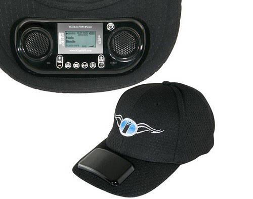 wow topi ini dilengkapi dg mp3