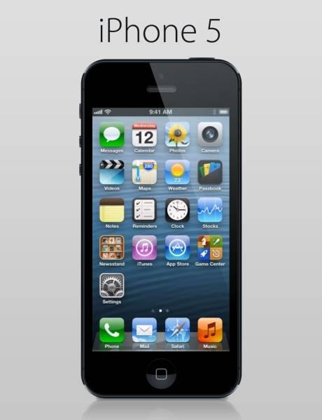 ini dia Iphone 5 gan Wow nya Gan Kalo tertarik dan kagum ____________ )* Thanks you ^_^