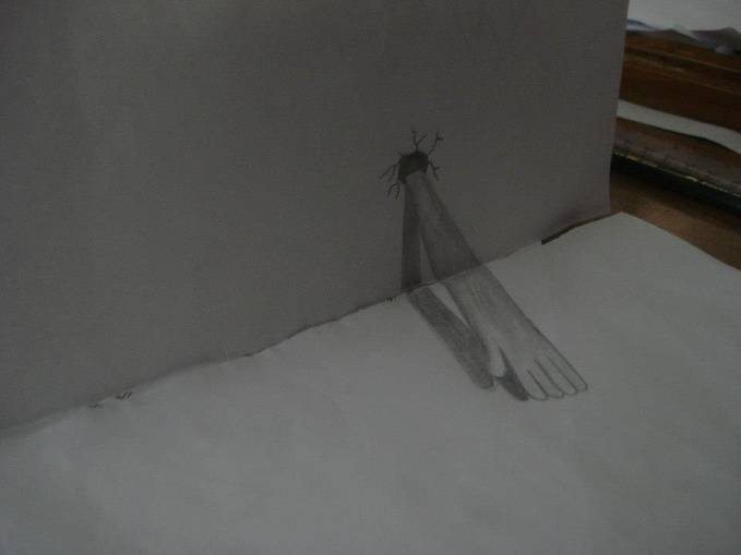 WOW!!! Salah satu gambar 3D yang keren.. Para pulsker pasti ada yang bisa kann!!! WOW nyaaa yahhh~
