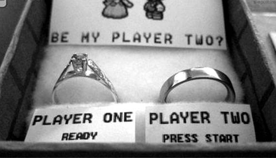 Me wants to be your player two!