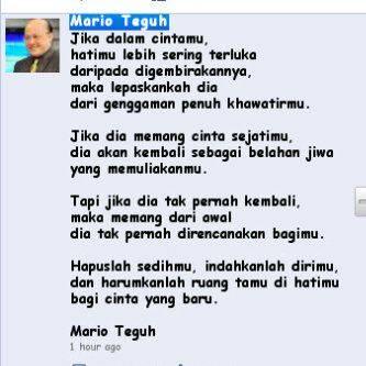Fakta (Mario Teguh