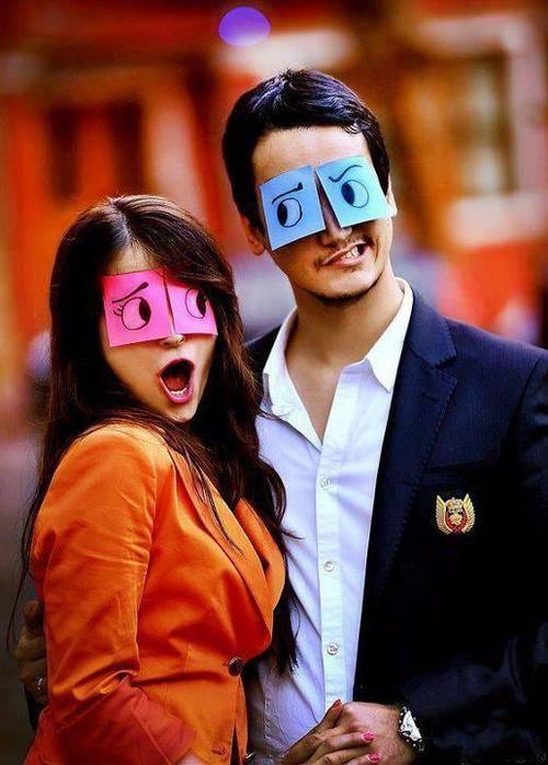 Foto couple lucu&unik , WOW nya jangan lupa ya !!!!