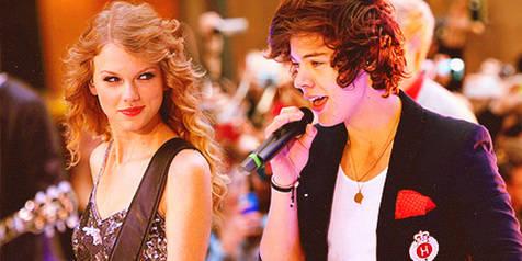 Taylor swift & Harry styles... deket banget_ WOW!